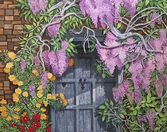 Doorway to Paradise