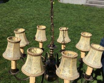 Chandelier vintage lamp ceiling lamp