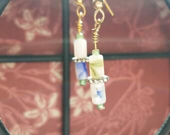 Asian Infusion (Handmade Earrings)