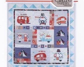Vantastic Quilt Pattern Claire Turpin Design