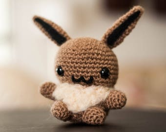Crochet Amigurumi Eevee