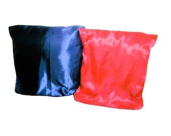 Non-drying satin pillowcase