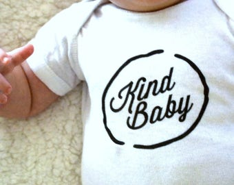 Classic Kind Baby Onesie (small)