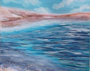 Giclee Print - Sea of Galilee - Bren Gavin