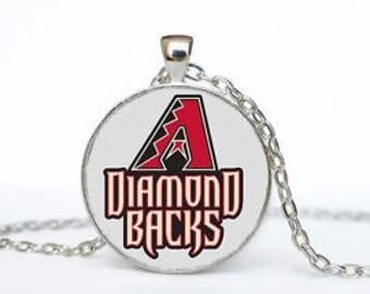 Arizona Diamondbacks MLB Necklace Pendant