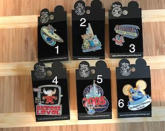 Lilo and Stitch Disney pins