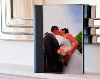 "Fine Art Wedding album 14"" x 10"""