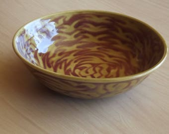 Handcrafted Pottery Bowl