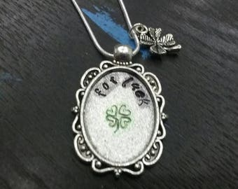 For Luck Necklace
