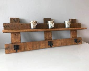 Handcrafted Shelf