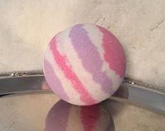 Bombs Away Bubble Gum Bath Bomb, Shea Butter, Avocado Oil, Birthday Gift, Wedding Gift, Party Favor