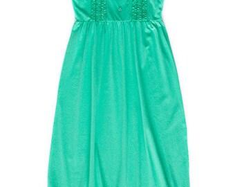 Sylvia Mom Maxi Dress
