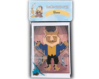 The Beast paperdoll