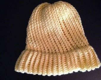 Loom Knit Custom Colored Hats