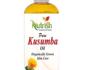Kusumba Oil  For Skin care and Thanaka Powder by Nutrish