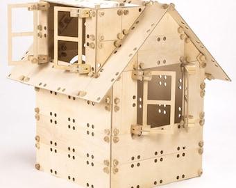 BauBau Toy house