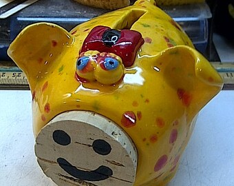 Personalized  Piggy Banks.