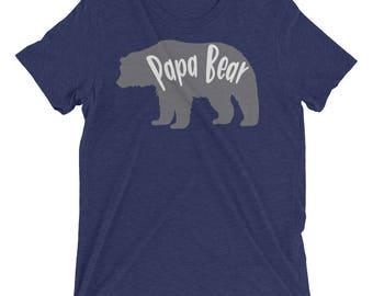 Papa Bear Men's Tee, Papa Bear Men's T-Shirt, Papa Bear Men's Shirt, Papa Bear, Papa Bear Tee, Papa Bear Shirt, Papa Bear T-Shirt,