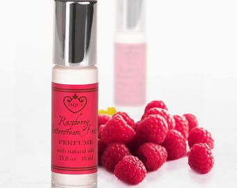 JAQUA Raspberry Buttercream Frosting Roll-On Perfume Oil