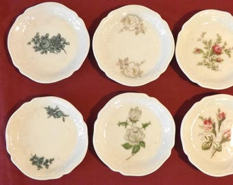 Rosenthal Decorative Dish Collection. Germany Porcelain, miniature handmade paint