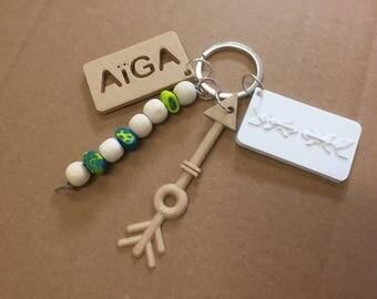Keychain Aiga (water)