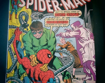 Amazing Spider-Man #158 Marvel Comics 1976 Doctor Octopus Hammerhead Appearance