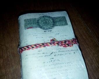 Mini Vintage Notebook