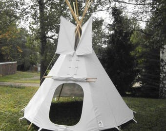 small tipi -  native indian tent tepee  tipitent