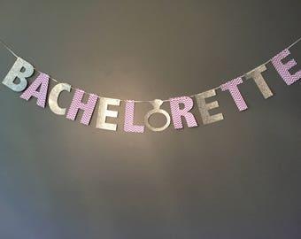 Bachelorette Banner | Bridal Shower Banner | Banner for Bachelorette Party