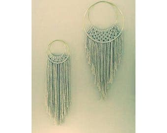 Macrame Ring Decor