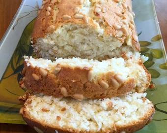 Pignoli Bread