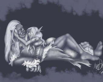Sketch Paint Commissions