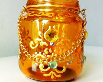 Moroccan Tea Candle 12