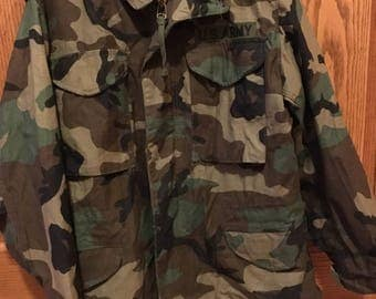 M65 Military Issued Field Jacket