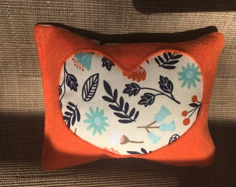 Handmade Mini Pillow