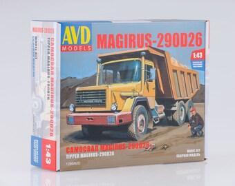 Model truck kit
