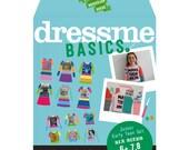 Dressme Basics - Pattern Set - Junior/early teen set - Sizes 6+-14