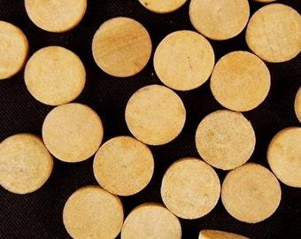 50 Blank Vintage BINGO Markers