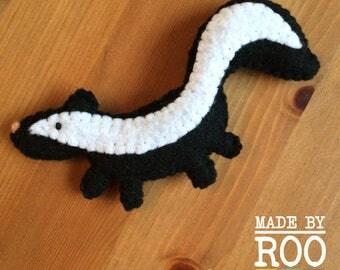 Woodland Babies Magnets - Skunk