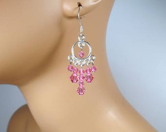Prom earrings   Etsy