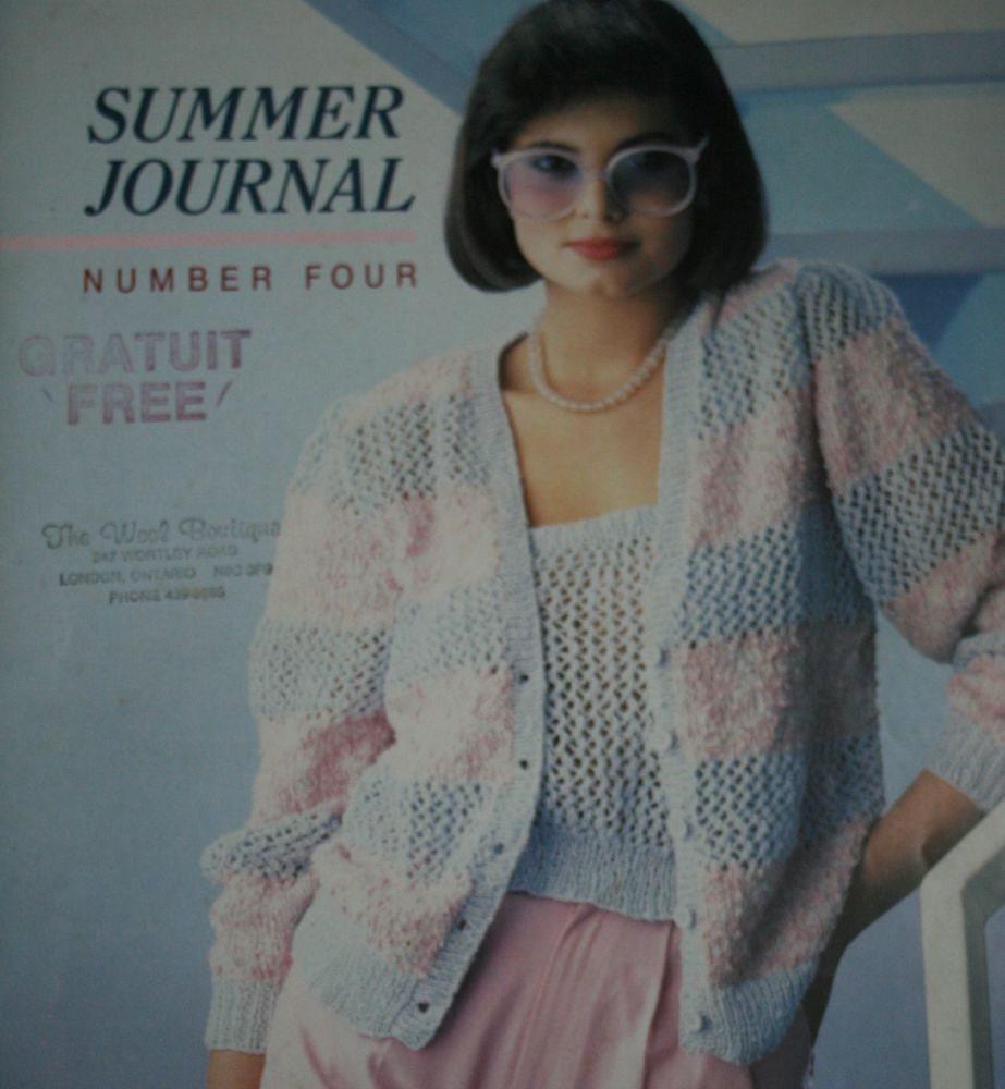 Knitting Journal Pdf : Sweater knitting patterns women summer journal thorobred
