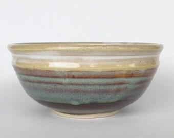 Cereal Bowl - Pistachio Glaze