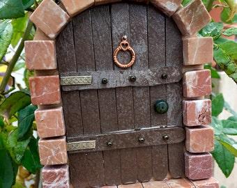 Castle Fairy Door