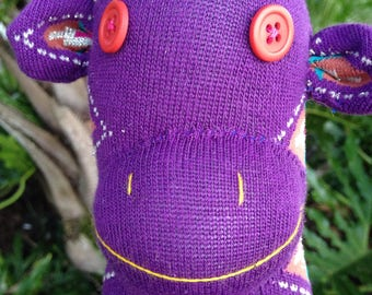 Nizhoni the Socktopus -Ready to ship!