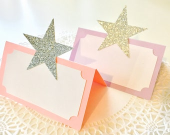 Star Place Cards (Set of 12)