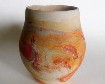 Vintage NIMADJI Pottery VASE