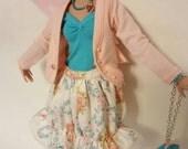 "OOAK BREATH of SPRING  set for Agatha Primrose 13"" Tonner fashion body"