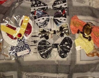 6 pack of large bows