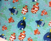 Special Listing for Addy ... Nemo Smooth Cotton ... The Perfect Toddler Pillow