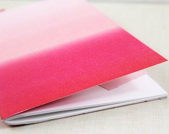 Bullet Journal, Notebook, Traveler's Notebook, Journal, Art Journal | Booklet #33